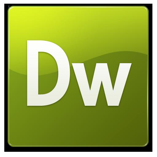 Dreamweaver中图标免费下载, Dreamweaver图标, PNG ICO, 图标之家