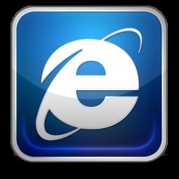 图标 windows 应用程序 图标 > internetexplorer图标  icons related图片