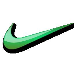 nike green logo png ico. Black Bedroom Furniture Sets. Home Design Ideas