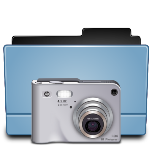 文件夹相机图标免费下载图片