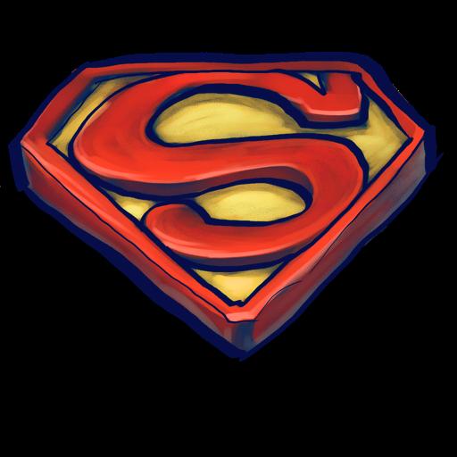 超人西图标免费下载, superman