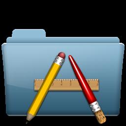 文件夹中的应用图标免费下载 Folder Application图标 Png Ico 图标之家