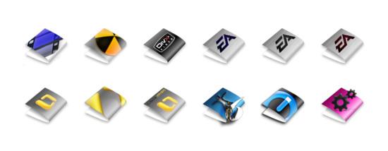文件夹二图标下载 png ico,folder ii icon, 图标之家