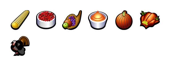 食物及饮料图标  7 icons