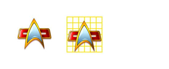 星际迷航精英部队图标下载 png ico,star trek elite