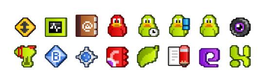 游戏机像素应用程序图标下载