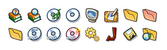 ico图标和icns图标:垃圾桶空